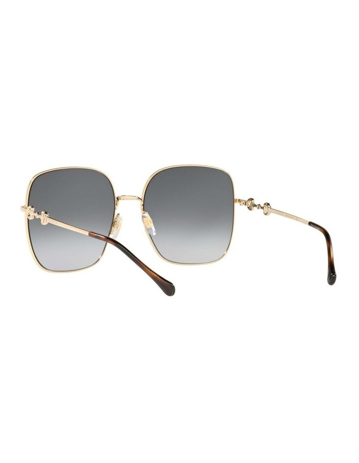 Gold Rectangle Sunglasses 0GC001507 1535974001 image 6
