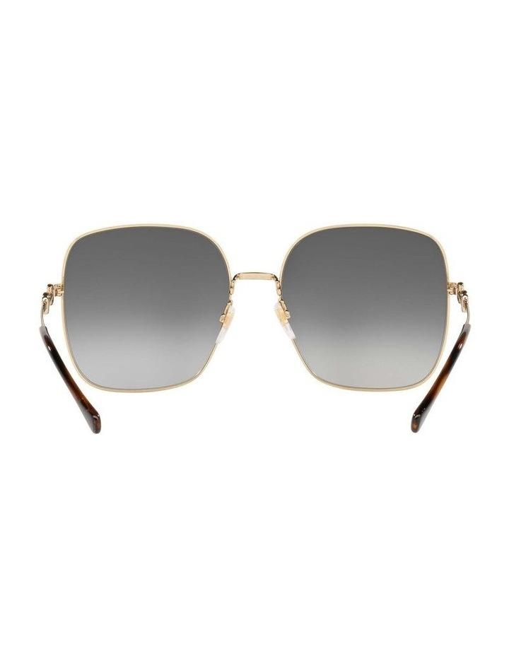 Gold Rectangle Sunglasses 0GC001507 1535974001 image 7
