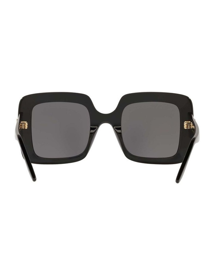 Black Rectangle Sunglasses 0GC001518 1535975001 image 7