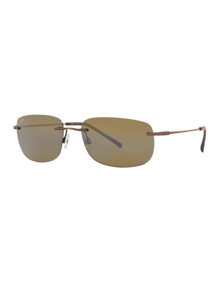Ohai Polarised Copper Rectangle Sunglasses 0MJ000670 1535856002 image 1