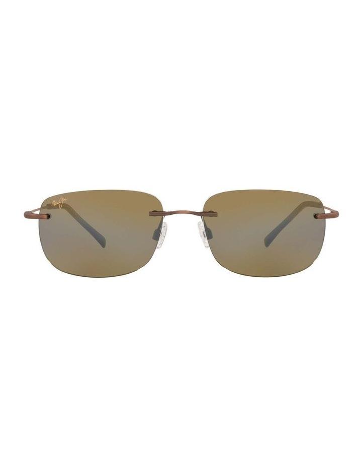 Ohai Polarised Copper Rectangle Sunglasses 0MJ000670 1535856002 image 2