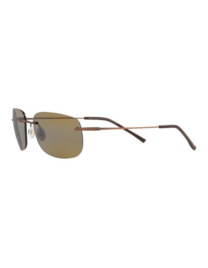 Ohai Polarised Copper Rectangle Sunglasses 0MJ000670 1535856002 image 3