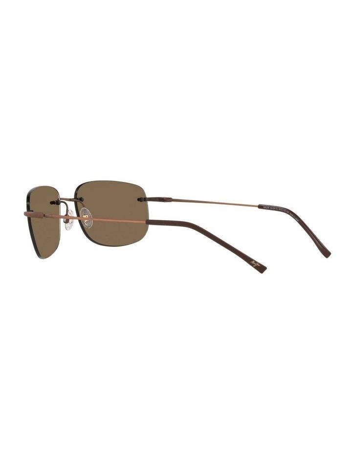 Ohai Polarised Copper Rectangle Sunglasses 0MJ000670 1535856002 image 5