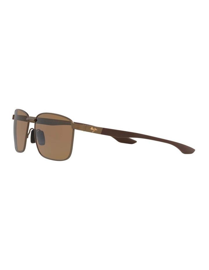 Kaala Polarised Bronze Rectangle Sunglasses 0MJ000676 1536083001 image 3