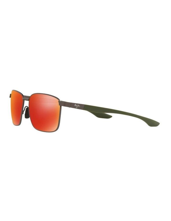 Kaala Polarised Gunmetal Rectangle Sunglasses 0MJ000676 1536083002 image 3