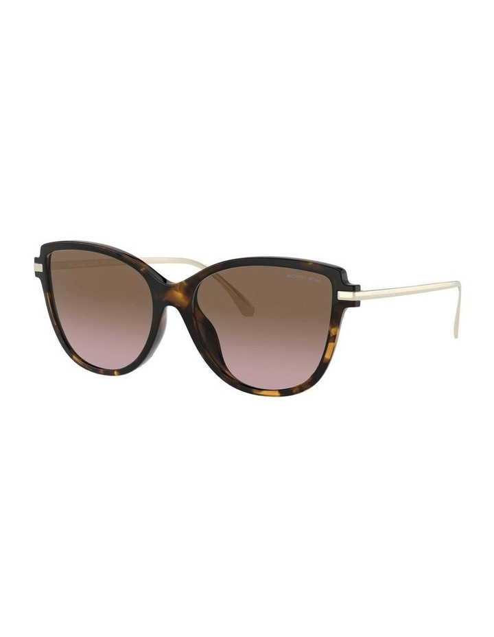 Sorrento Tortoise Cat Eye Sunglasses 0MK2130U 1534827002 image 1