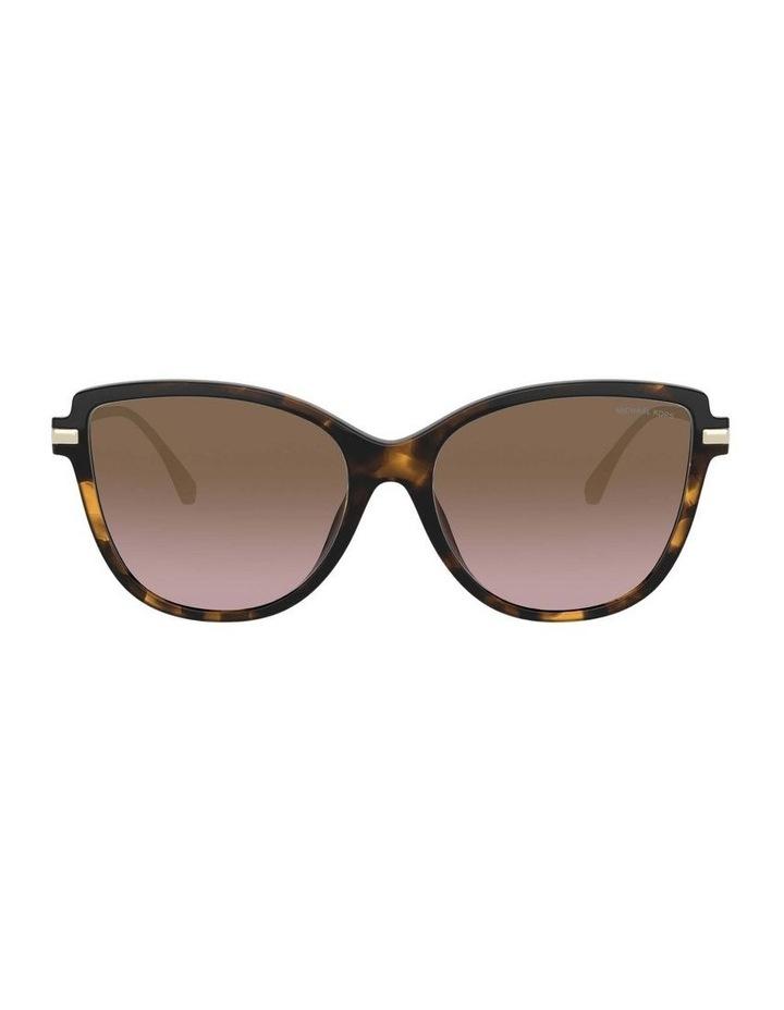 Sorrento Tortoise Cat Eye Sunglasses 0MK2130U 1534827002 image 2