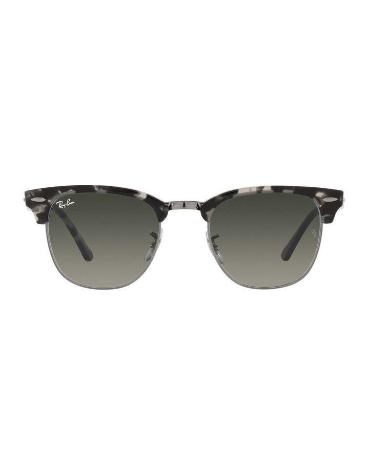 0RB3016 Clubmaster Fleck 1130305058 Sunglasses image 2