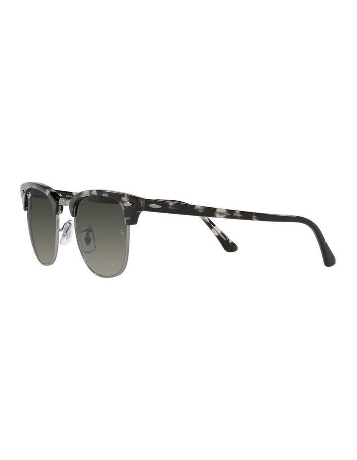 0RB3016 Clubmaster Fleck 1130305058 Sunglasses image 3