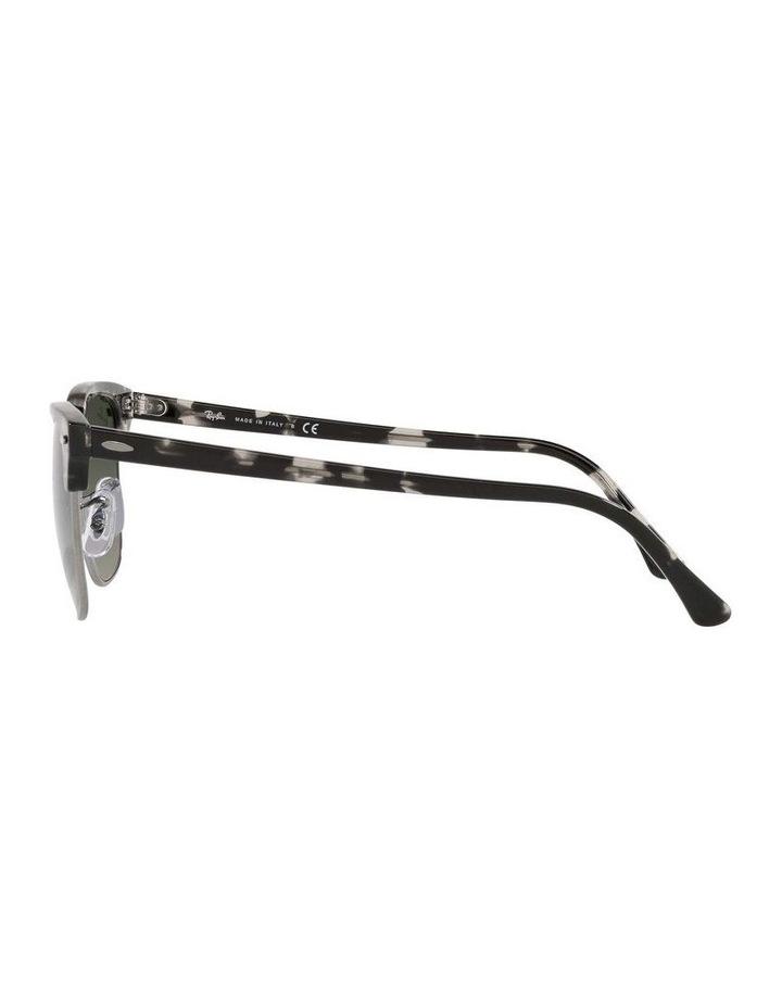 0RB3016 Clubmaster Fleck 1130305058 Sunglasses image 4