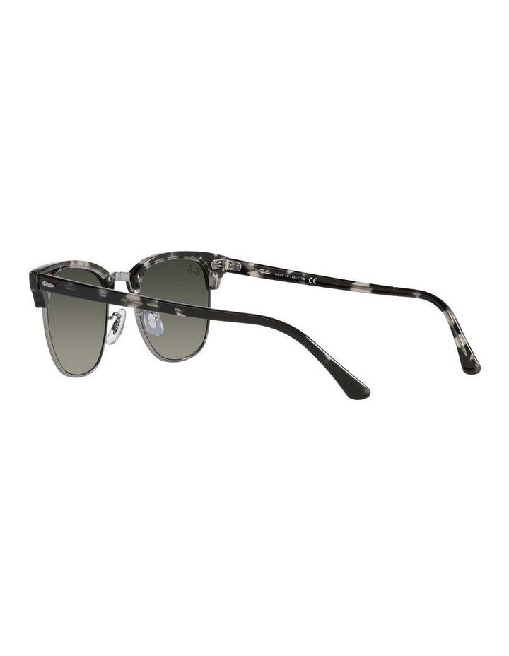 0RB3016 Clubmaster Fleck 1130305058 Sunglasses image 5