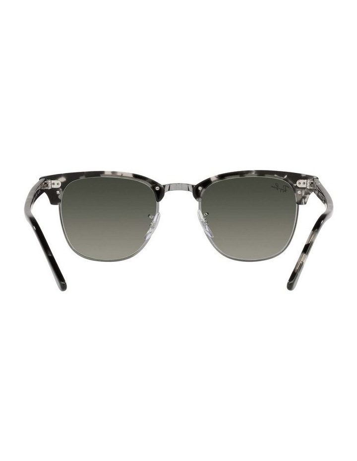 0RB3016 Clubmaster Fleck 1130305058 Sunglasses image 7
