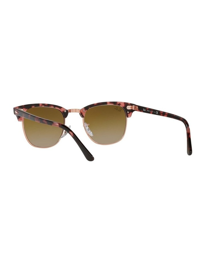 Clubmaster Fleck Pink Sunglasses 0RB3016 1130305059 image 6