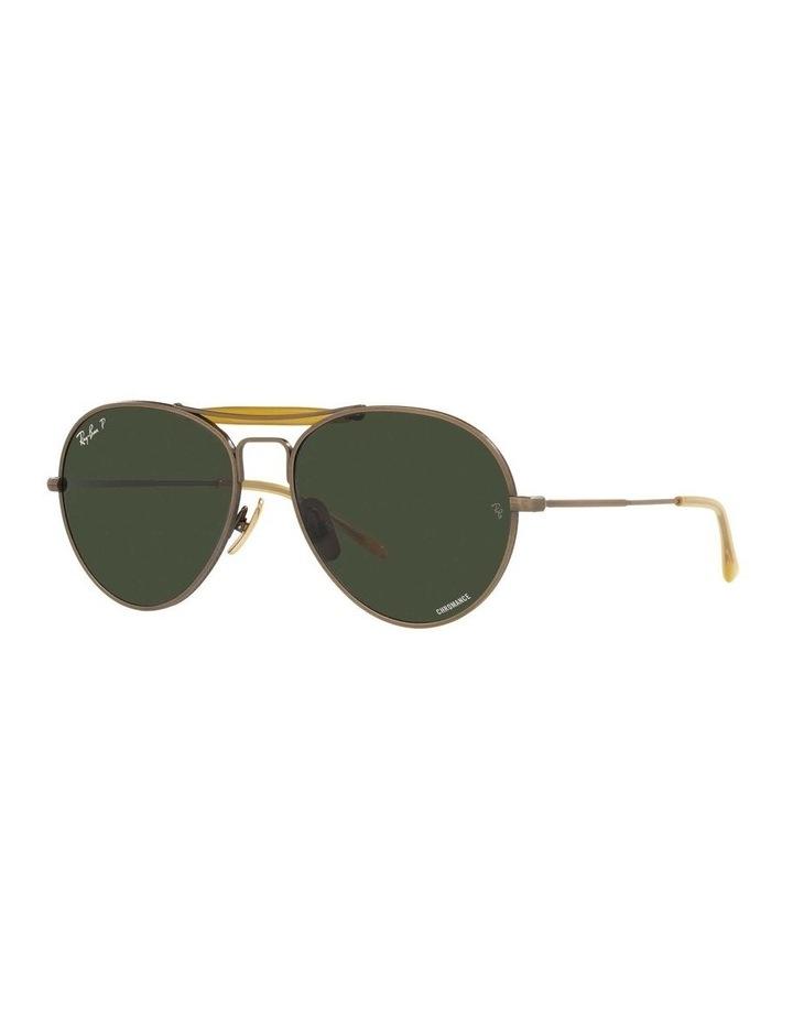 0RB8063 Titanium 1534851002 Polarised Sunglasses image 1