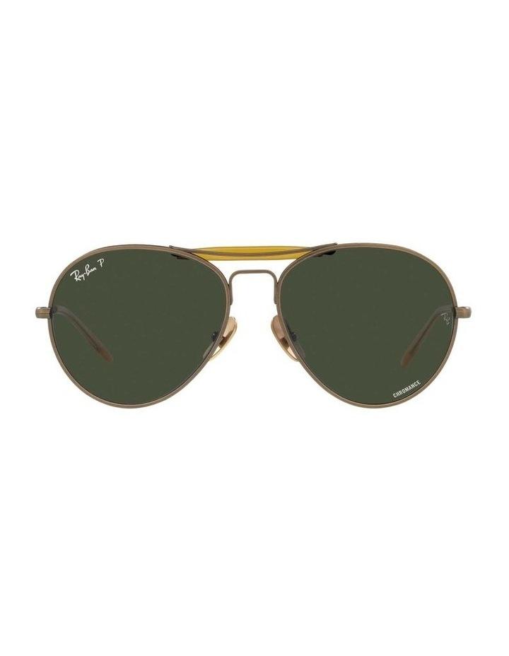 0RB8063 Titanium 1534851002 Polarised Sunglasses image 2
