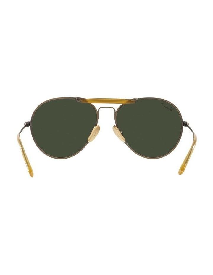 0RB8063 Titanium 1534851002 Polarised Sunglasses image 7
