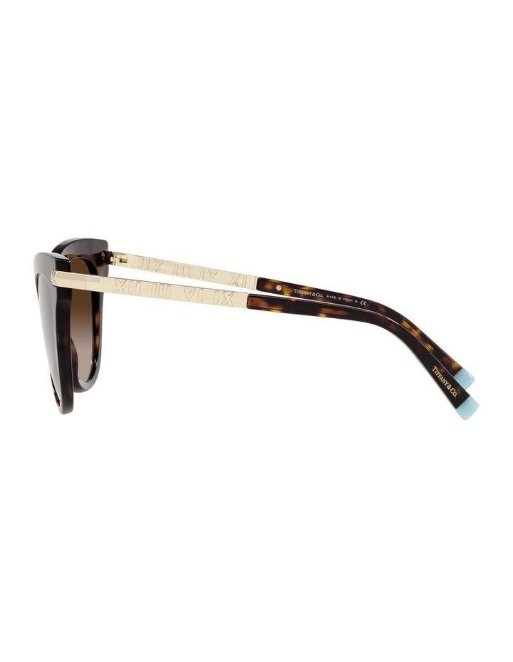 Tortoise Cat Eye Sunglasses 0TF4182 1535613004 image 4