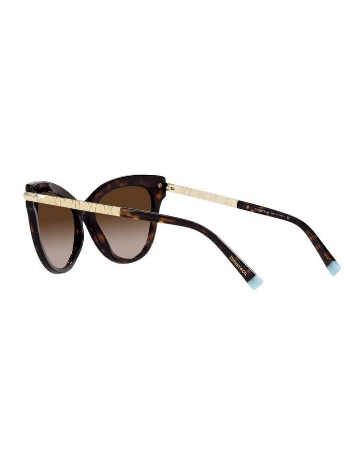 Tortoise Cat Eye Sunglasses 0TF4182 1535613004 image 5