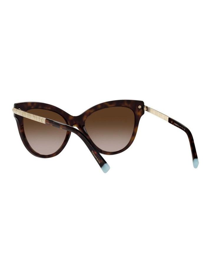 Tortoise Cat Eye Sunglasses 0TF4182 1535613004 image 6