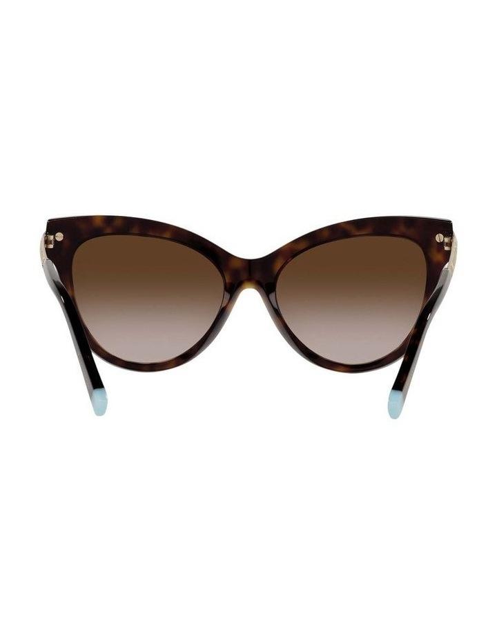 Tortoise Cat Eye Sunglasses 0TF4182 1535613004 image 7