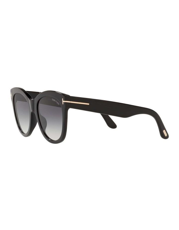 Black Cat Eye Sunglasses 0TR001310 1536035001 image 3