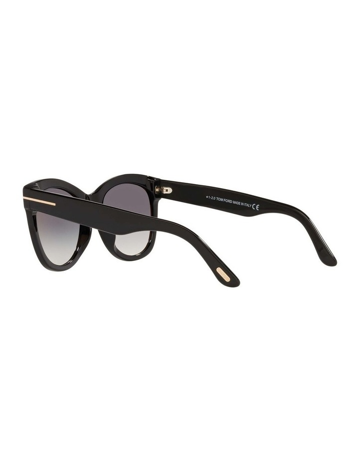 Black Cat Eye Sunglasses 0TR001310 1536035001 image 5