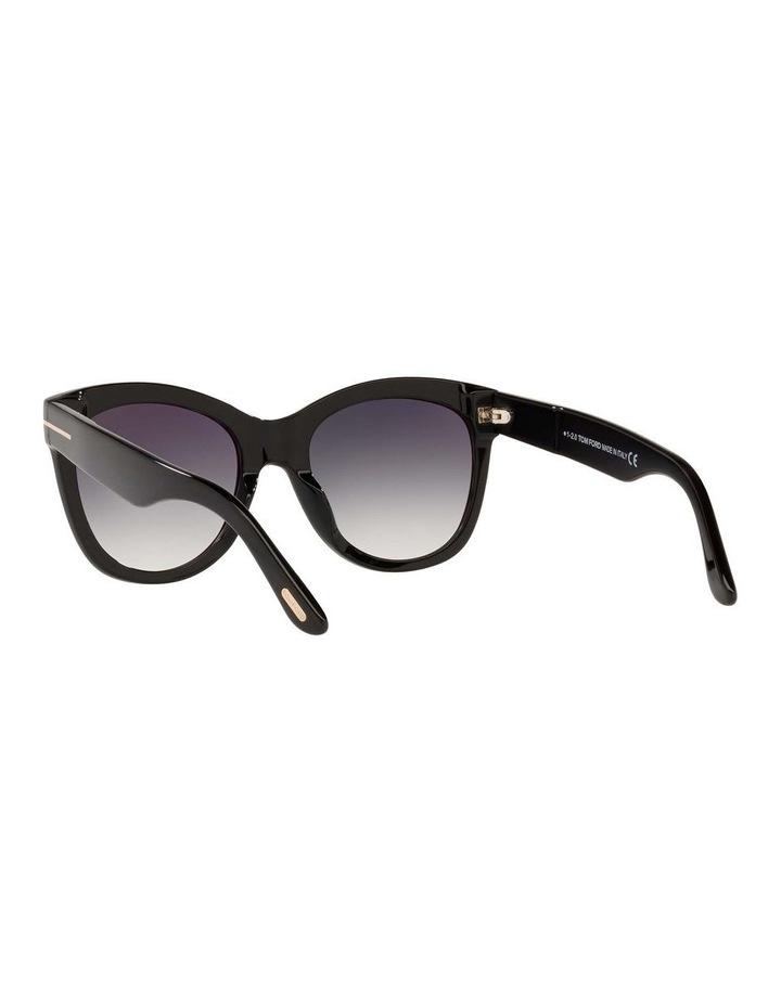 Black Cat Eye Sunglasses 0TR001310 1536035001 image 6