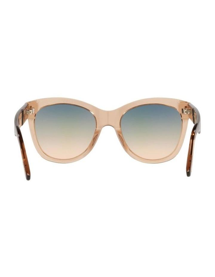 Brown Cat Eye Sunglasses 0TR001310 1536035002 image 7