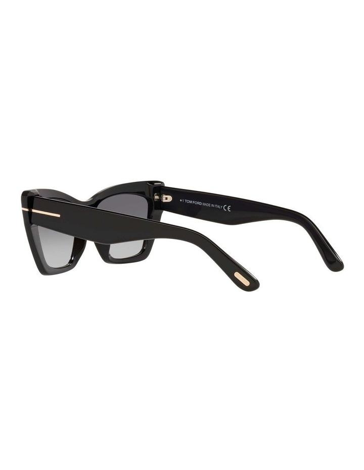 Black Cat Eye Sunglasses 0TR001312 1536037001 image 5