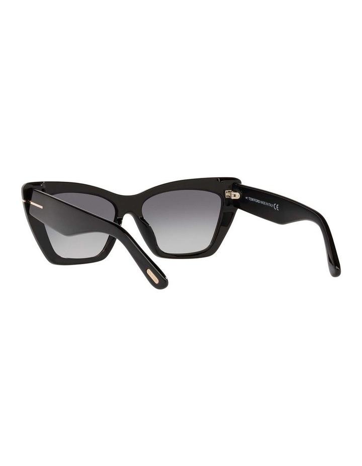 Black Cat Eye Sunglasses 0TR001312 1536037001 image 6