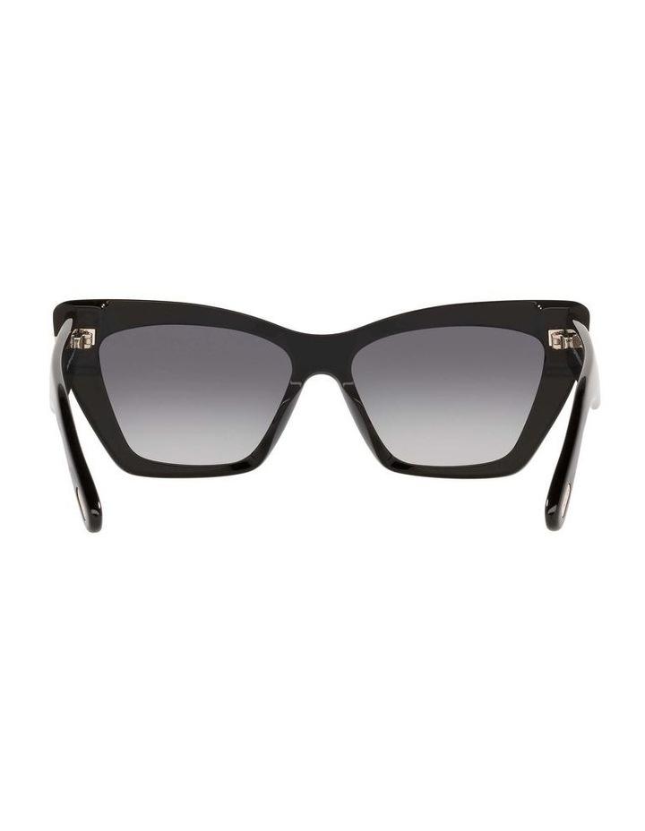 Black Cat Eye Sunglasses 0TR001312 1536037001 image 7