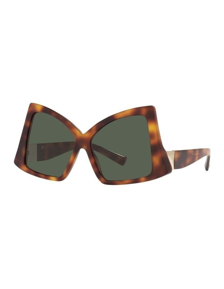Tortoise Inverted Sunglasses 0VA4091 1535206002 image 1