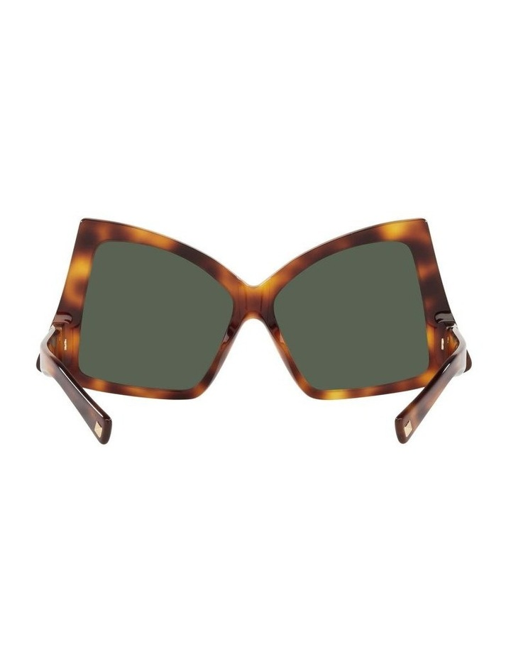 Tortoise Inverted Sunglasses 0VA4091 1535206002 image 7