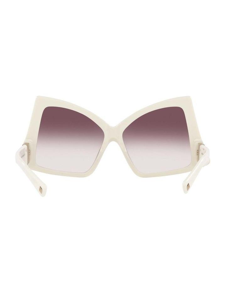 Ivory Inverted Sunglasses 0VA4091 1535206003 image 7