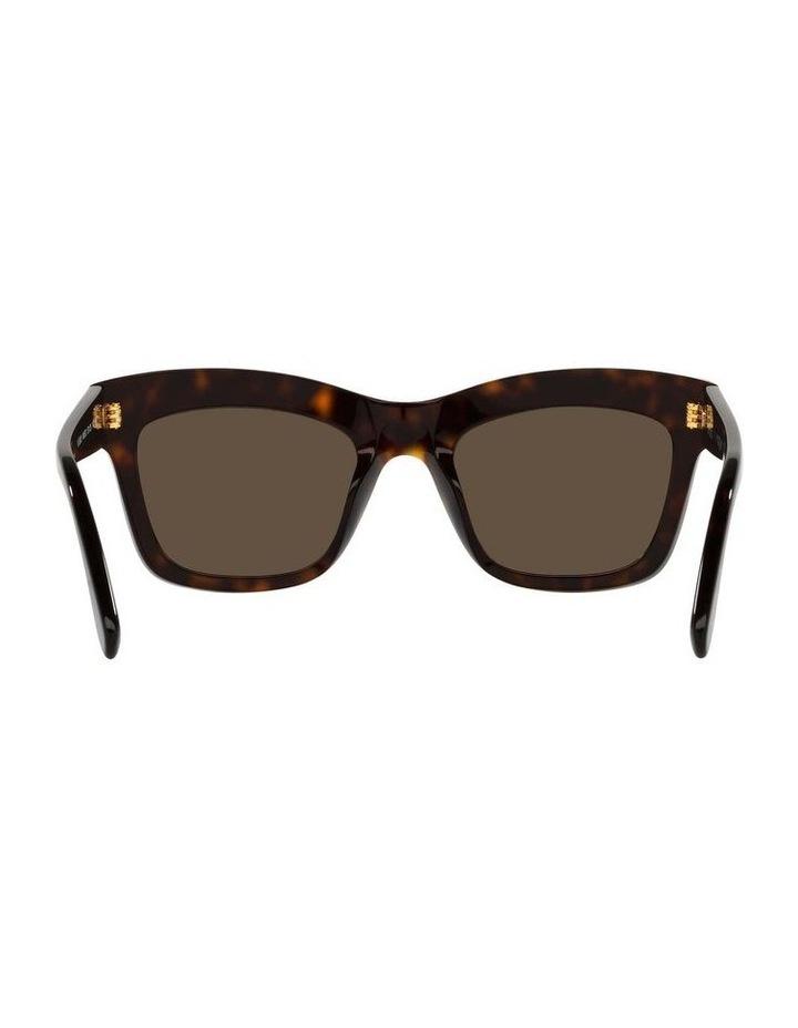 MBB X VOGUE Tortoise Rectangle Sunglasses 0VO5392S 1535988004 image 7