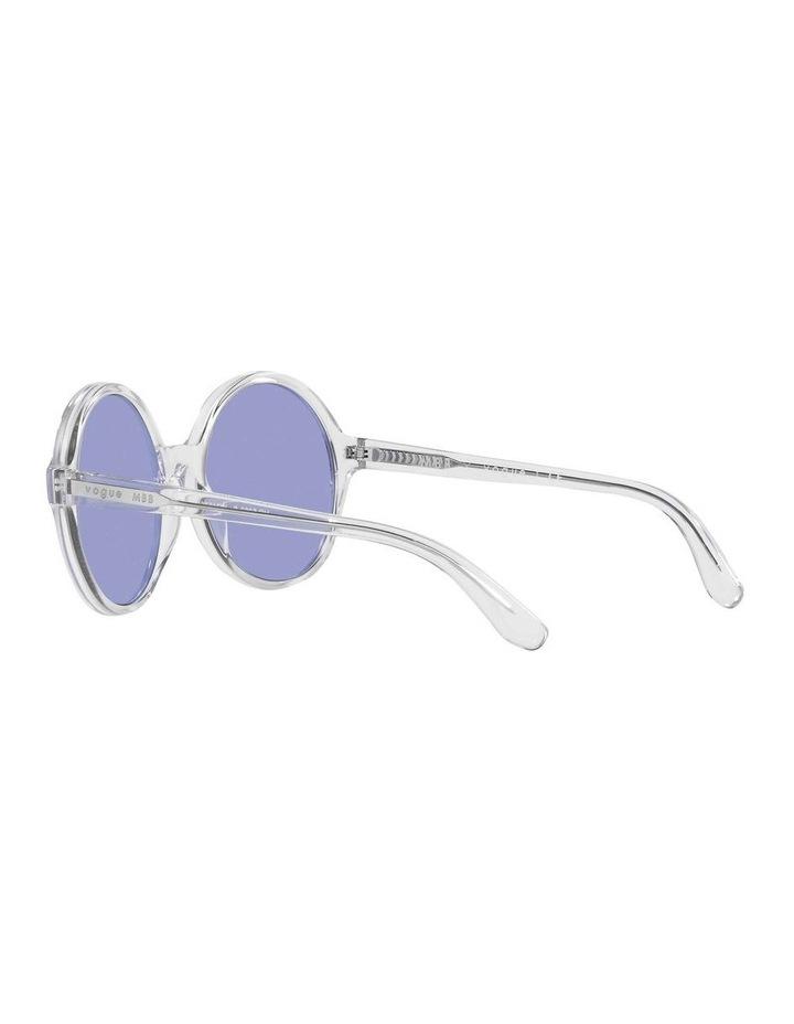 MBB X VOGUE Transparent Round Sunglasses 0VO5393S 1536026006 image 5