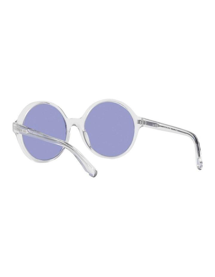 MBB X VOGUE Transparent Round Sunglasses 0VO5393S 1536026006 image 6