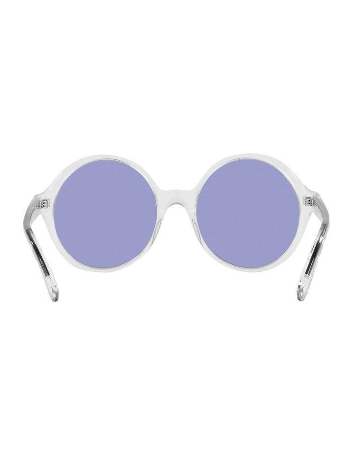 MBB X VOGUE Transparent Round Sunglasses 0VO5393S 1536026006 image 7
