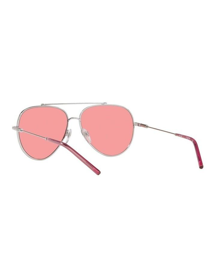 MBB X VOGUE Silver/Coral Aviator Sunglasses 0VO4212S 1536498004 image 6