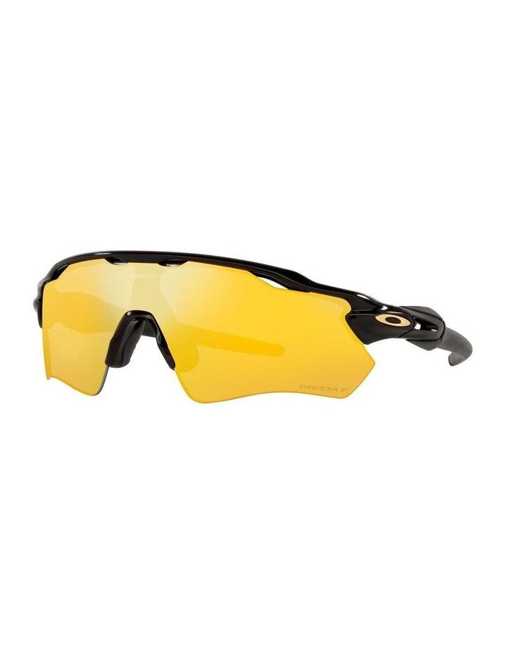 OO9208 Radar EV Olympics Black/Yellow 1505978102 Polarised Sunglasses image 1