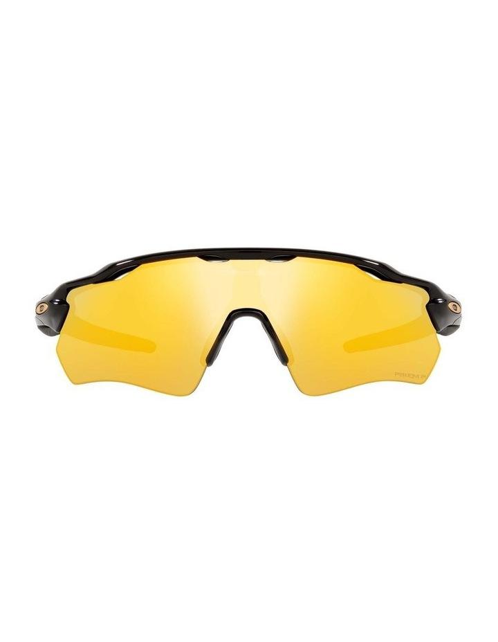 OO9208 Radar EV Olympics Black/Yellow 1505978102 Polarised Sunglasses image 2