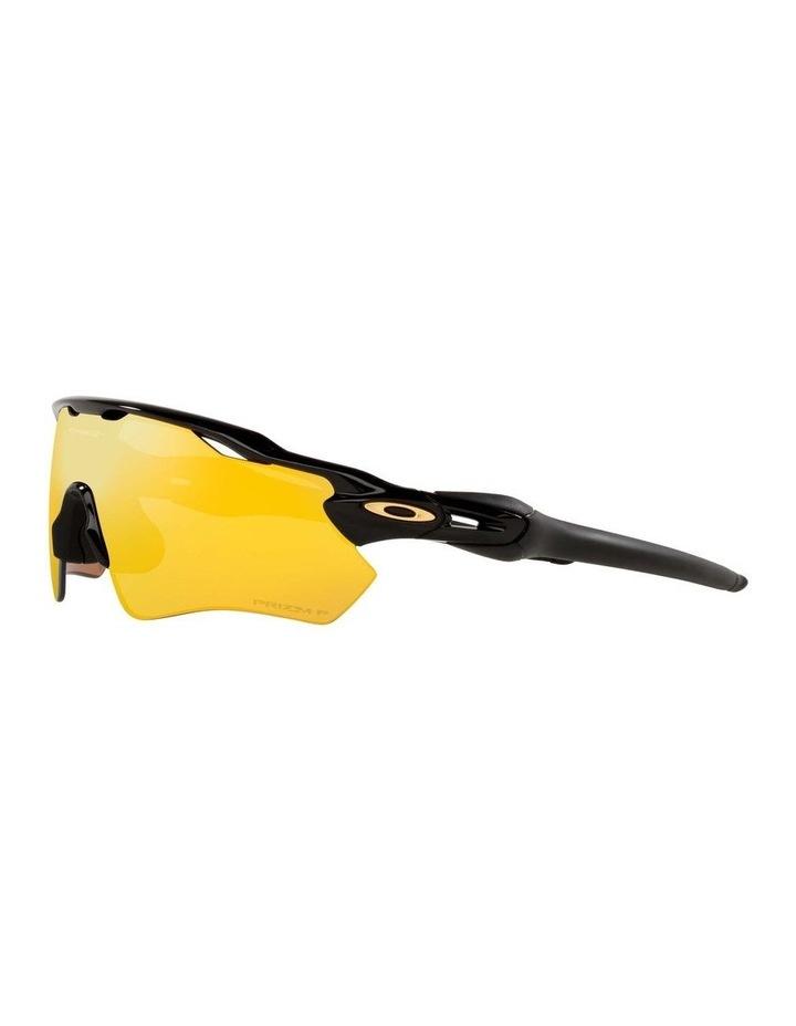 OO9208 Radar EV Olympics Black/Yellow 1505978102 Polarised Sunglasses image 3
