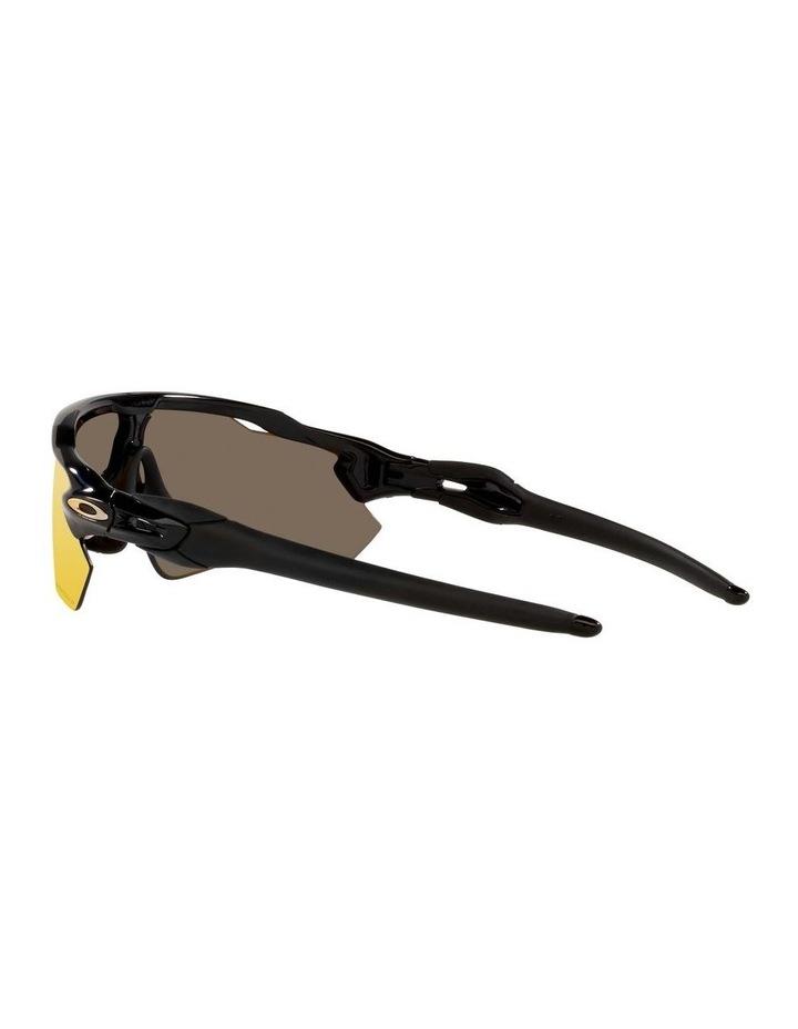 OO9208 Radar EV Olympics Black/Yellow 1505978102 Polarised Sunglasses image 5