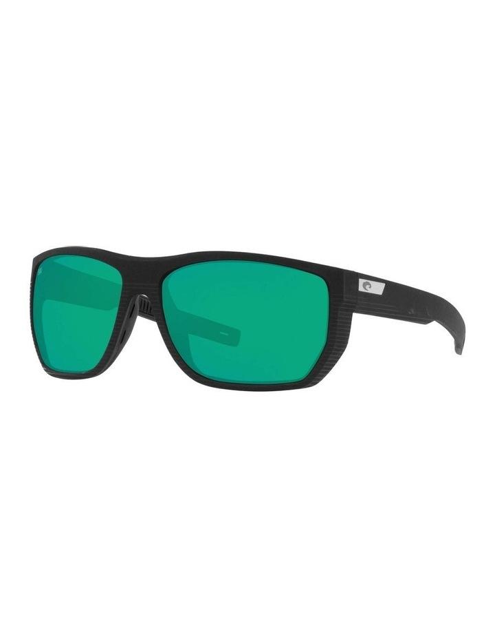 06S9085 Santiago Black Polarised Sunglasses image 1