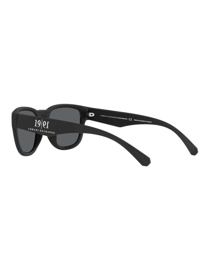 AX4115SU Matte Black Sunglasses image 5