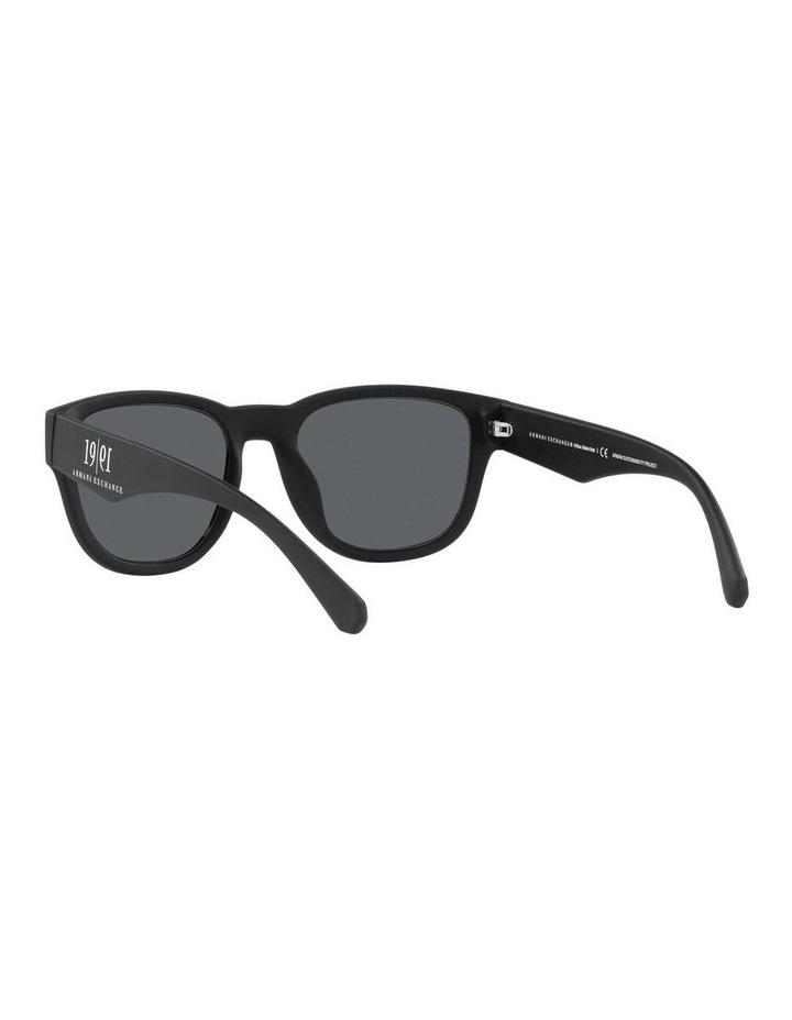AX4115SU Matte Black Sunglasses image 6