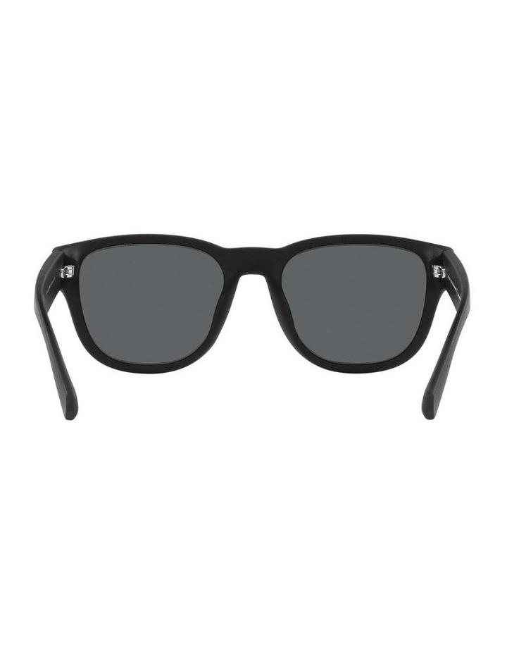 AX4115SU Matte Black Sunglasses image 7