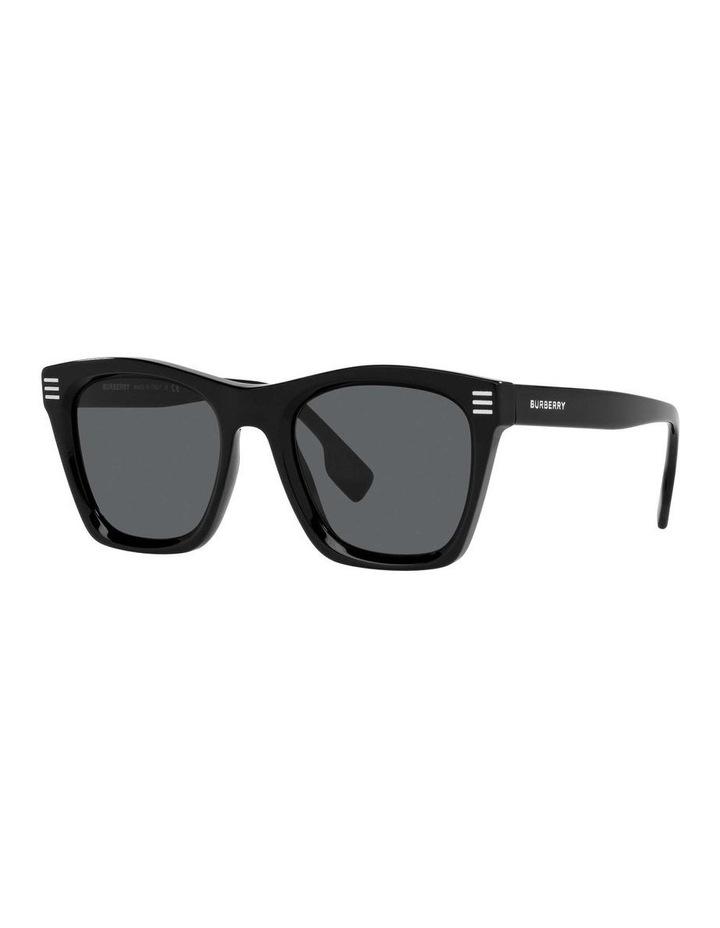 BE4348 Black Sunglasses image 1