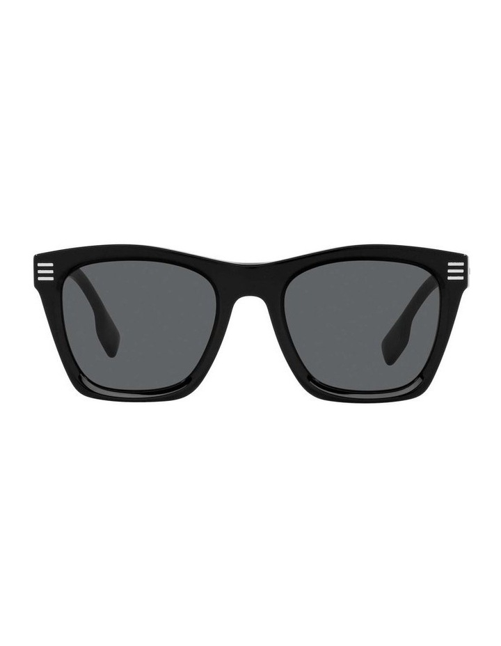 BE4348 Black Sunglasses image 2