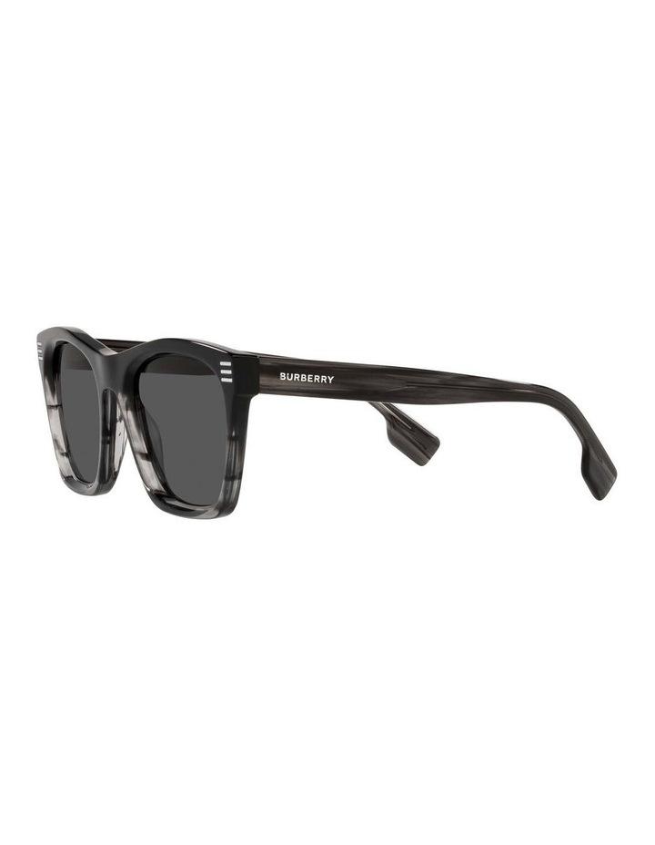 BE4348 Black Sunglasses image 3
